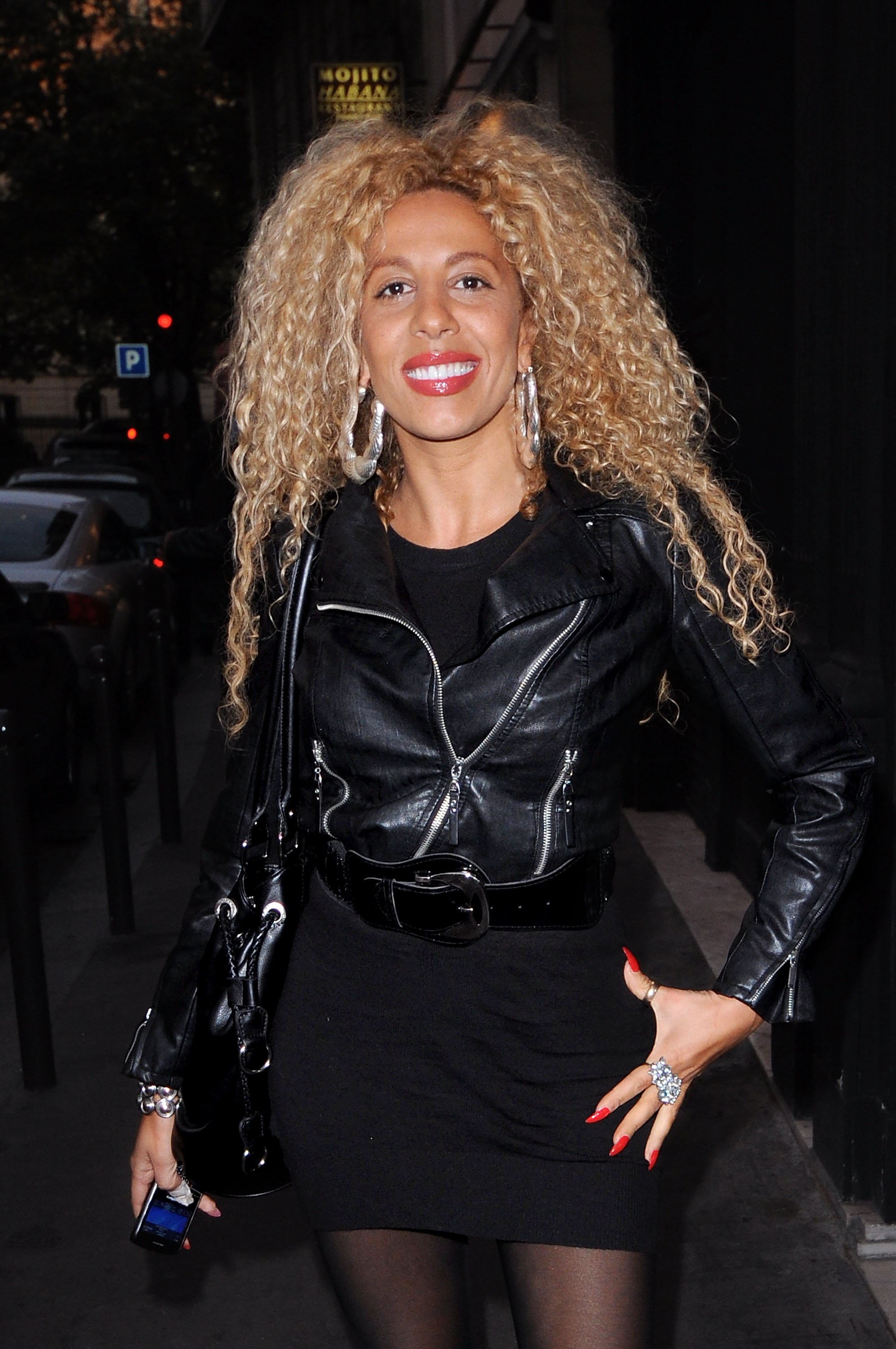 Afida Turner in Paris on June 15, 2010 in Paris, France | Photo: Getty Images
