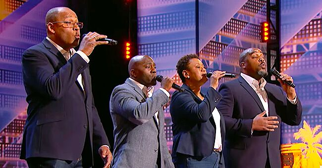 Army Veterans' Quartet Stuns 'America's Got Talent' Judges with Their Wonderful Singing