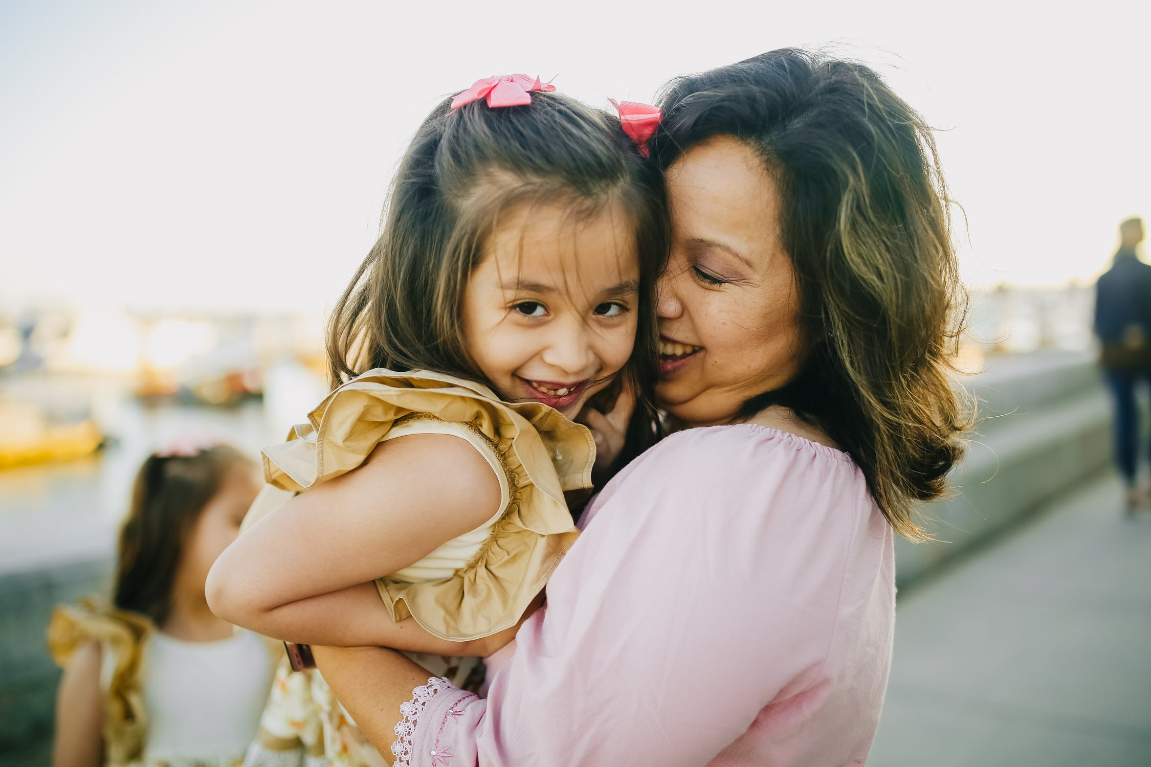 Mother and daughter | Source: Pexels