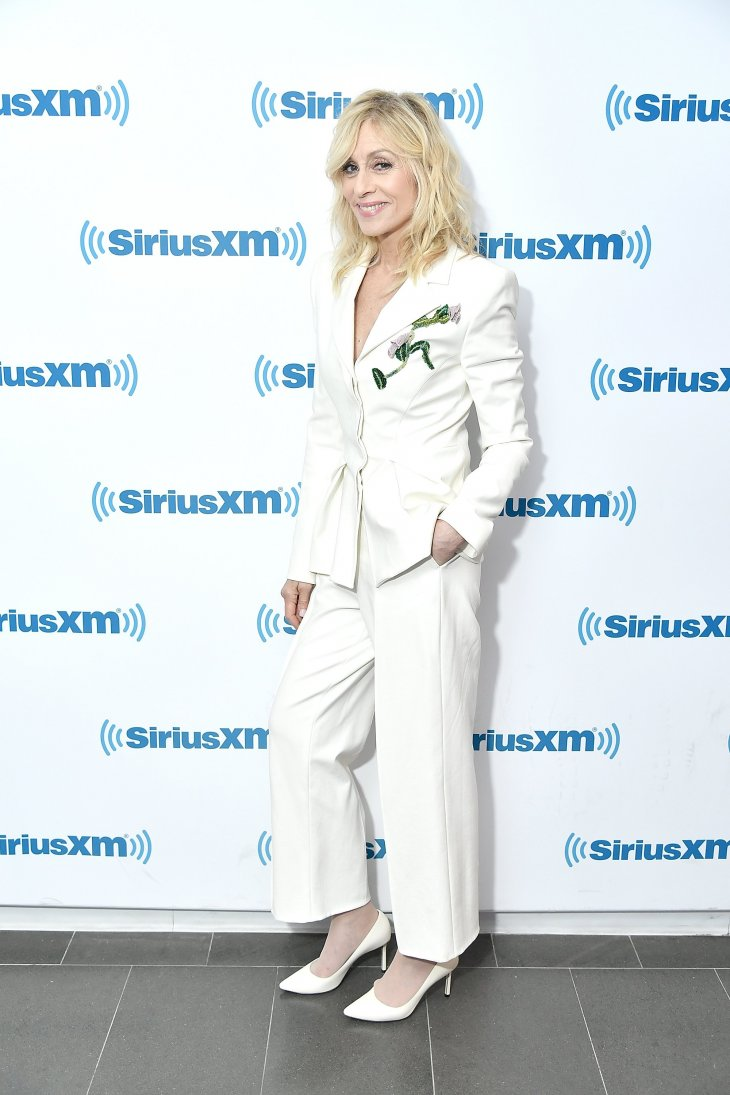 Judith Light posing for the paparazzi during a visit at SiriusXM Studios event. | Source: Getty Images