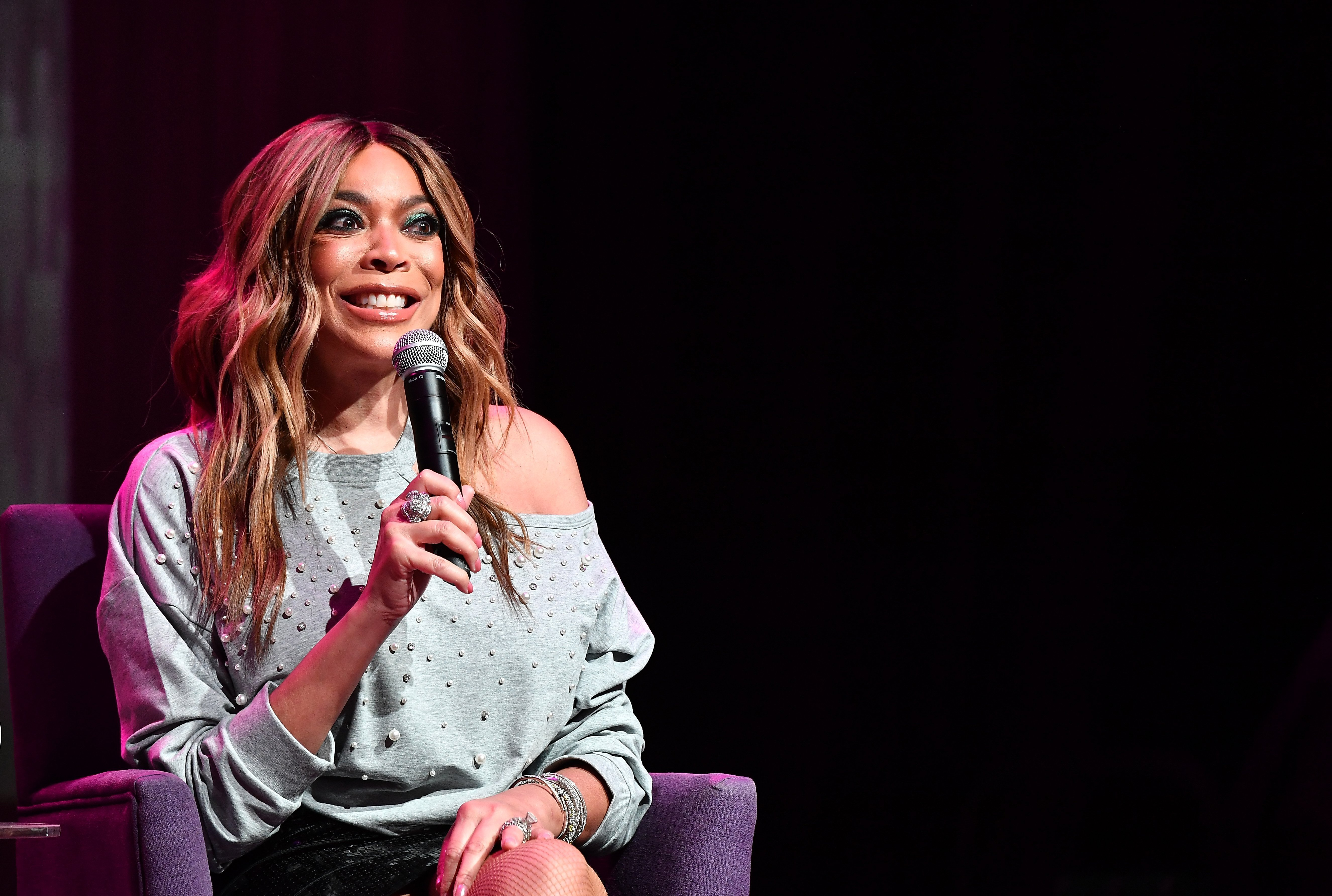 "Wendy Williams in der ""The Wendy Williams Show"" 