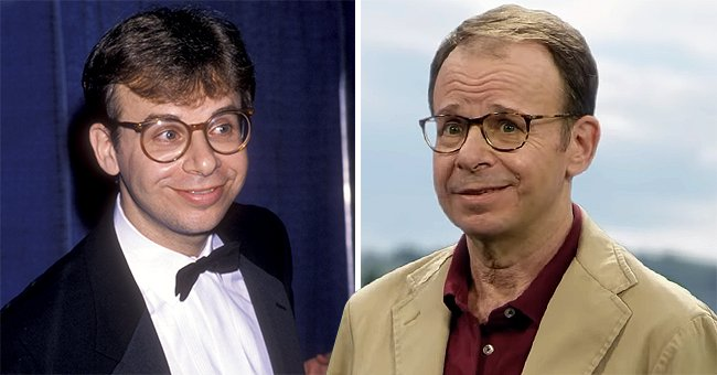 Rick Moranis of 'Honey I Shrunk the Kids' Makes Rare Appearance 24 Years after Hollywood Exit