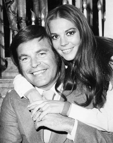 Natalie Wood and Robert Wagner following their reconciliation, Britain, April 24, 1972 | Photo: Getty Images
