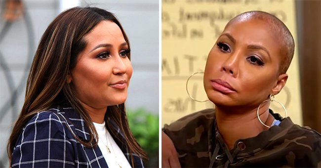 Adrienne Bailon Has Not Spoken Out about Tamar Braxton Amid Her Hospitalization – Here's Why