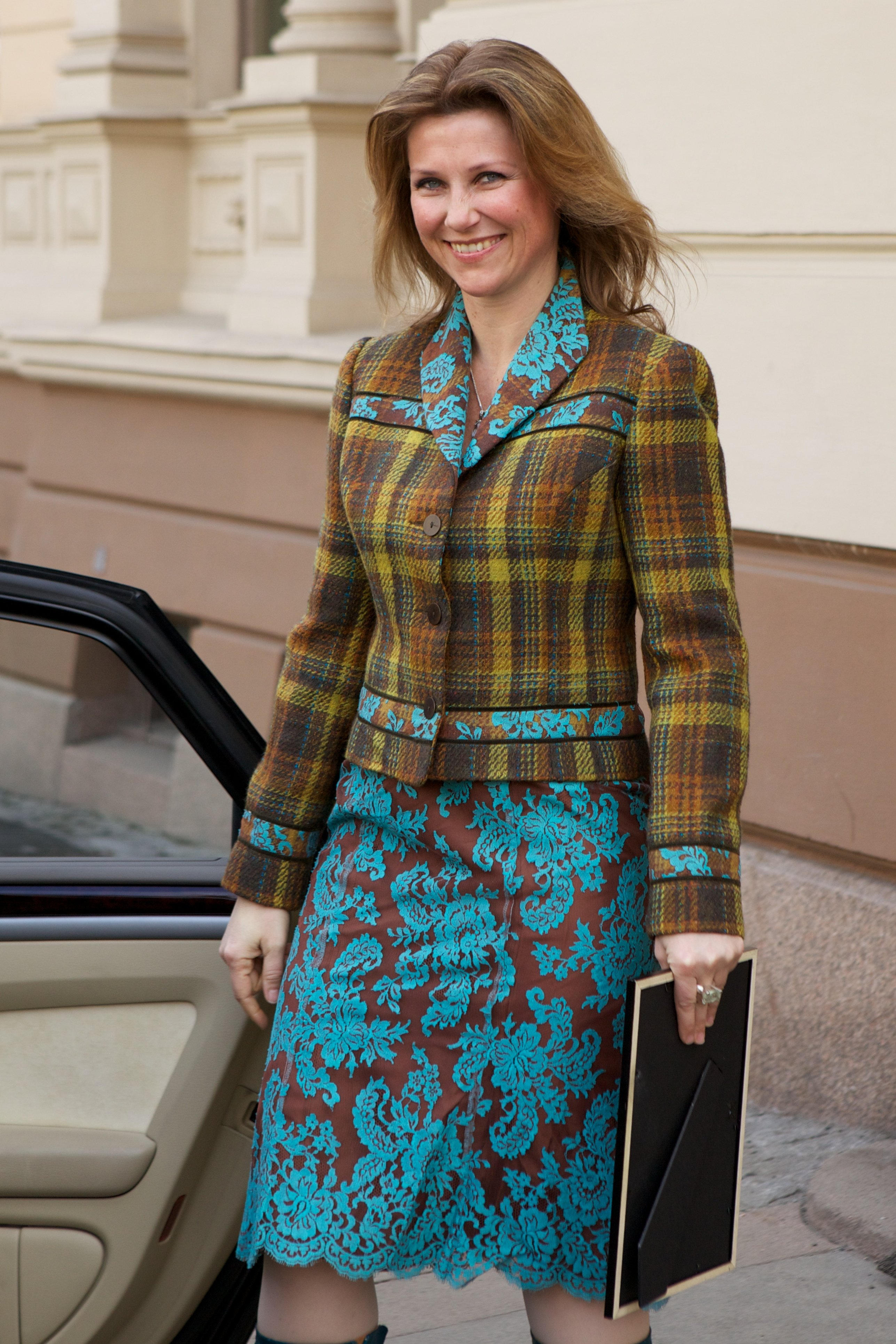 Princess Märtha Louise of Norway attends a reception for Norwegian athletes on April 5, 2013 in Oslo, Norway.   Source: Getty Images