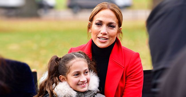 J-Lo's Daughter Emme Opens up about Being Inspired by Her Amazing Mom