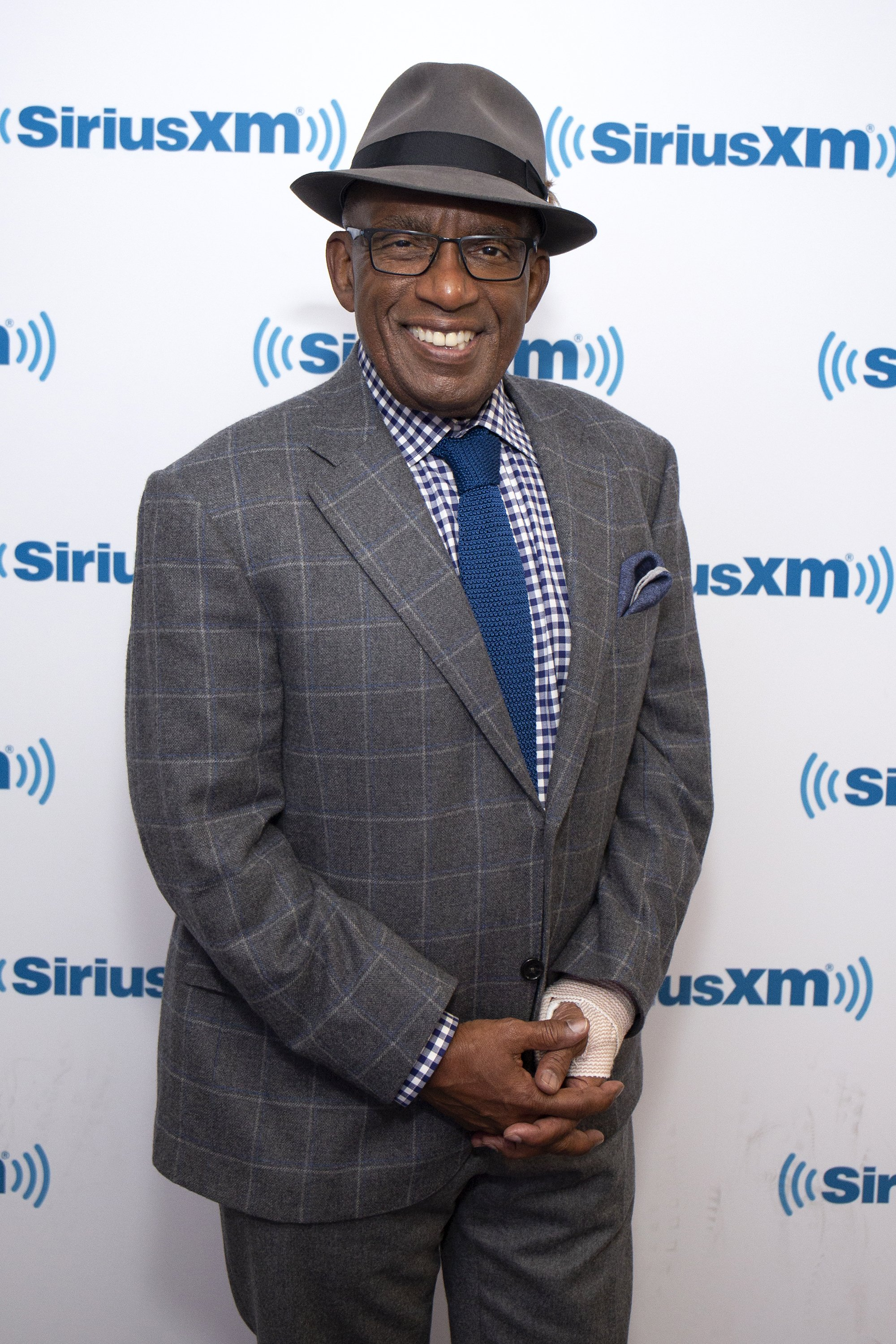 Al Roker on October 2, 2018 in New York City | Photo: Getty Images