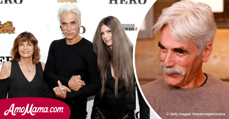 Story of love between Sam Elliott and Katherine Ross, who had 4 husbands before