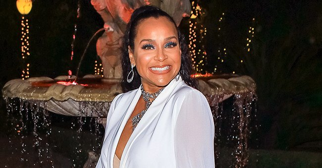 Watch LisaRaye McCoy Dance with Her Granddaughter Bella in Matching Gucci Swimsuits (Video)