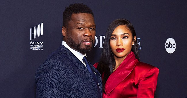 50 Cent and His Girlfriend Jamira Haines Reportedly Make Vision Boards during Quarantine