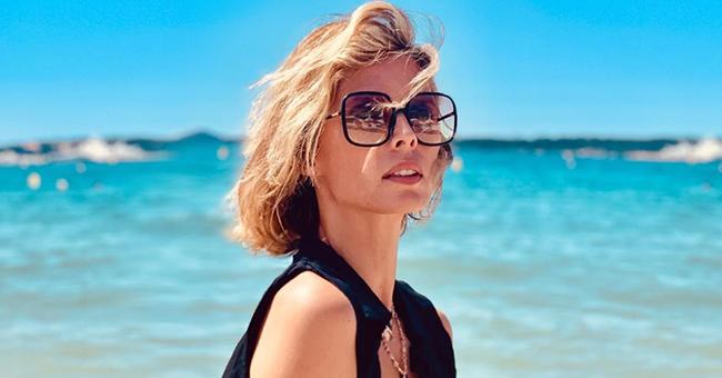 La Miss France 2002, partage une adorable photo en maillot de bain imprimé léopard