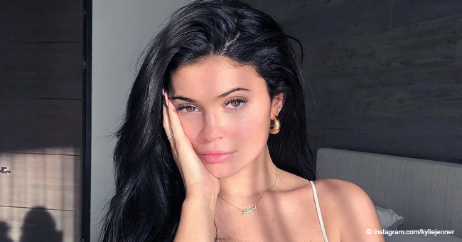 Kylie Jenner Sends Fans into Overdrive after Sharing a Snap of Pink and Blue Nails on Instagram