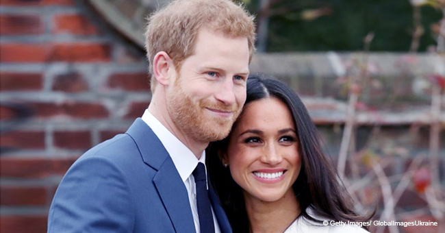 Meghan Markle and Prince Harry Pay Tribute to Princess Diana during Their Official Baby Announcement