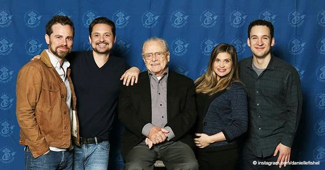 'Boy Meets World' Cast Reunites with Their Old Teacher Mr. Feeny on Show's 25th Anniversary