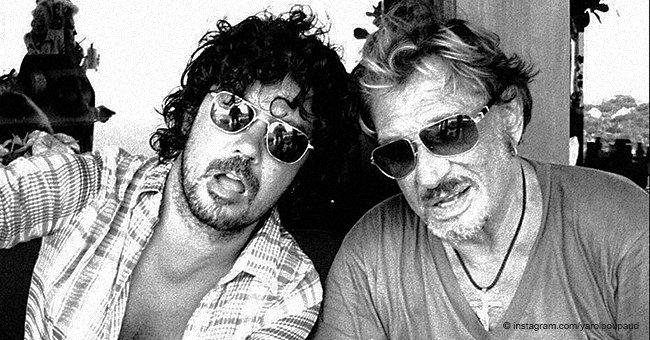 """Yarol Poupaud se souvient de Johnny Hallyday : le jour où le guitariste """"sauvage"""" prenait trop de place"""
