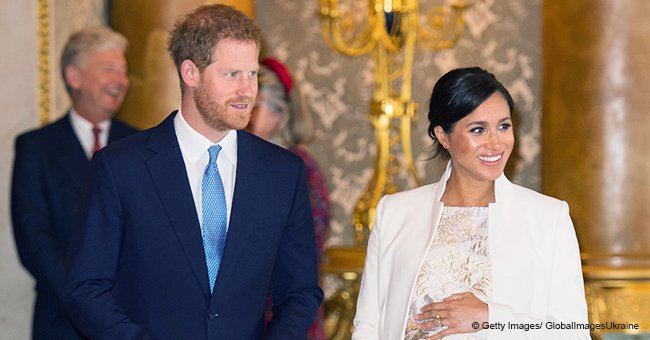 'We're Nearly There,' Meghan Markle Gushes about Baby, Jokes That She Looks 'Different' Now