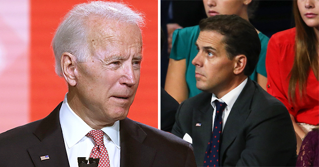 Joe Biden's Recently Married Son Hunter Reportedly Sued for Child Support by an Arkansas Woman