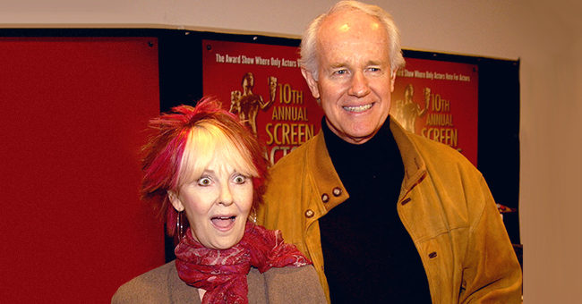 Shelley Fabares First Met Her Husband of 35 Years Mike Farrell on the Set of His Show 'The Interns'