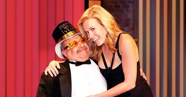Chelsea Handler Shares Fond Memories and Photo Tribute of Late 'Chelsea Lately' Costar Chuy Bravo