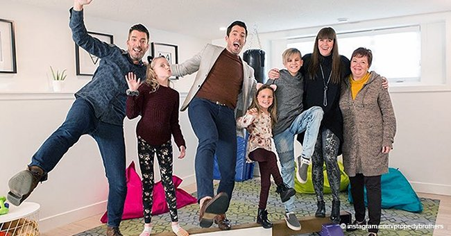 'Property Brothers' announces brand new show that will 'turn families' dreams into a reality'