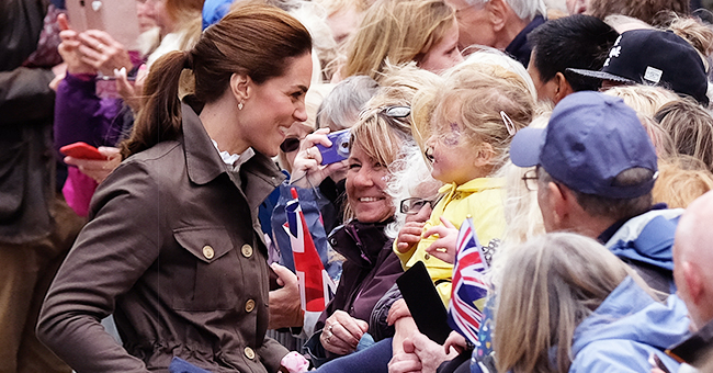 Kate Middleton and Prince William Wows a Cheering Crowd in Cumbria
