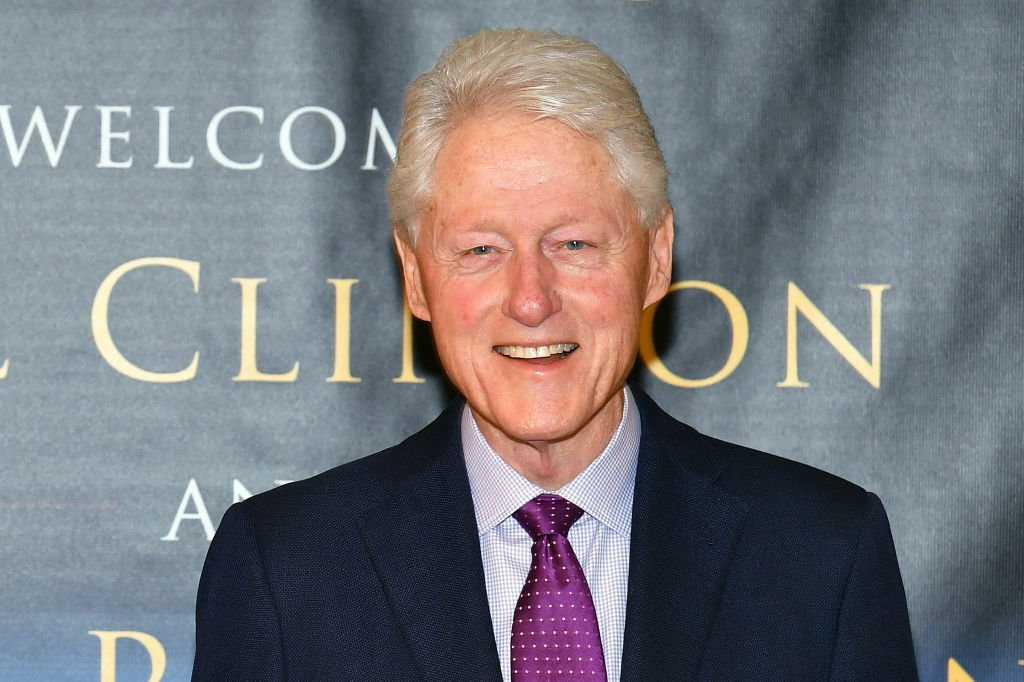 Bill Clinton.| Fuente: Getty Images