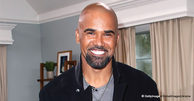 Shemar Moore Is Far from a Special Agent of the FBI in This Funny ´Old Navy´ Commercial