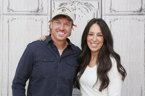 Chip Gaines and Joanna Gaines at AOL HQ on October 19, 2016 in New York City. | Photo: Getty Images