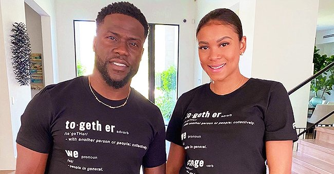 Kevin Hart's Wife Eniko Enters the Third Trimester and Continues to Exercise Amid Her Growing Baby Bump
