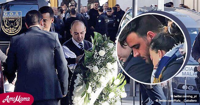 La muerte del pequeño Julen: revelan imágenes de la masiva asistencia a su funeral