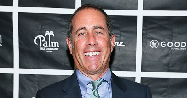 Jerry Seinfeld pictured at the 2nd annual Los Angeles Fatherhood Lunch to benefit GOOD+FOUNDATION, 2016, Beverly Hills, California.   Photo: Getty Images