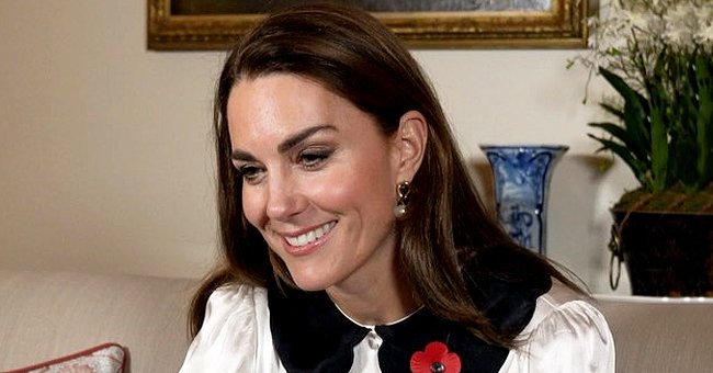 Watch as Kate Middleton Gave a Rare Glimpse inside the Royal Couple's Home at Kensington Palace