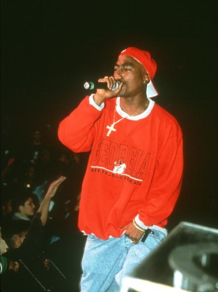Photo of Tupac Shakur | Photo: Getty Images