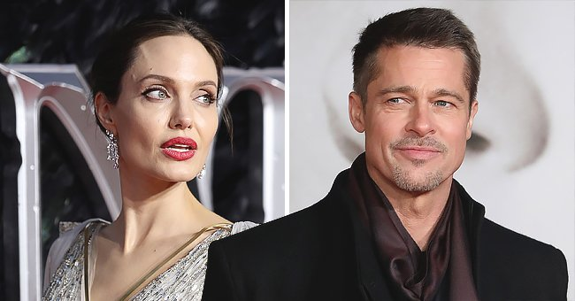 Us Weekly: Brad Pitt Doesn't Care If Angelina Jolie Is Upset He Took New GF to Chateau Miraval