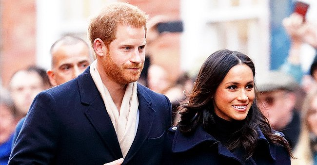 Prince Harry & Duchess Meghan Markle Help a Women's Shelter in Texas Damaged by Winter Storm