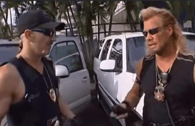 Tim and Dog talking | Source: YouTube/DogTheBounty Hunter