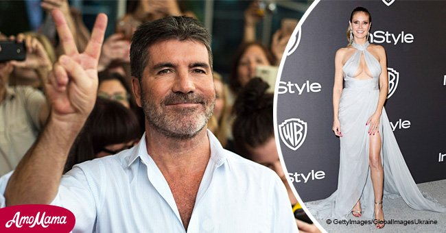 Simon Cowell just gave valuable advice to 'AGT' champions amid rumors of Heidi Klum's dismissal