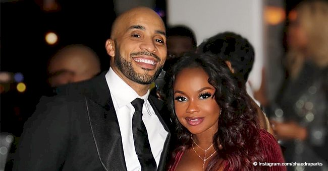Phaedra Parks' new boyfriend speaks out on their relationship after she shared photo with him