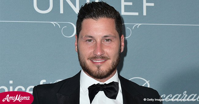 Val Chmerkovskiy and Jenna Johnson shared sweet photos from romantic trip