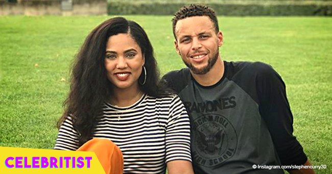 Stephen and Ayesha Curry look so in love in picture from the day they 'made it official'