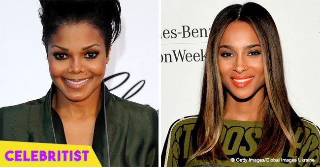 Janet Jackson and Ciara steal hearts with warm hug in recent picture