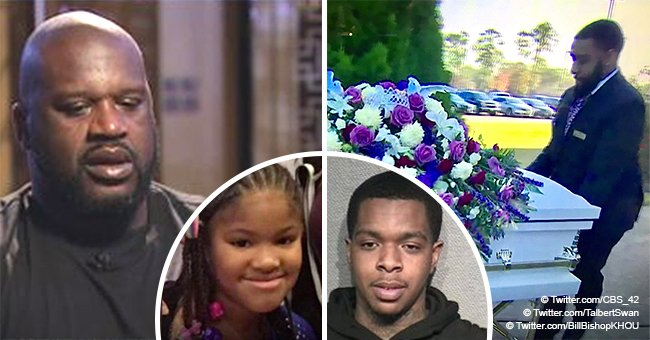 'It was the right thing to do,' Shaquille O'Neal helped pay for Jazmine Barnes' funeral