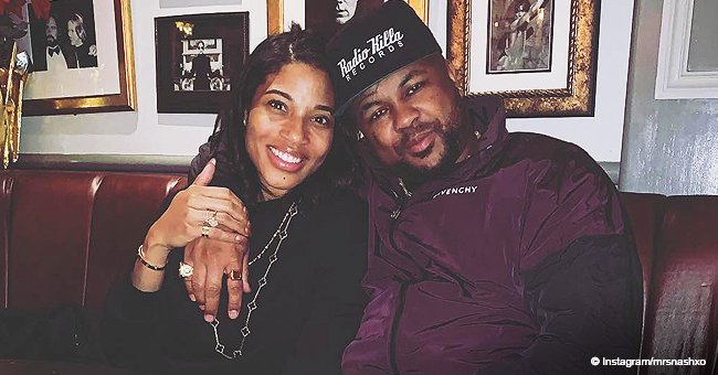 The-Dream and Wife Lalonne Expecting Baby Number Four - the Producer's Ninth Child