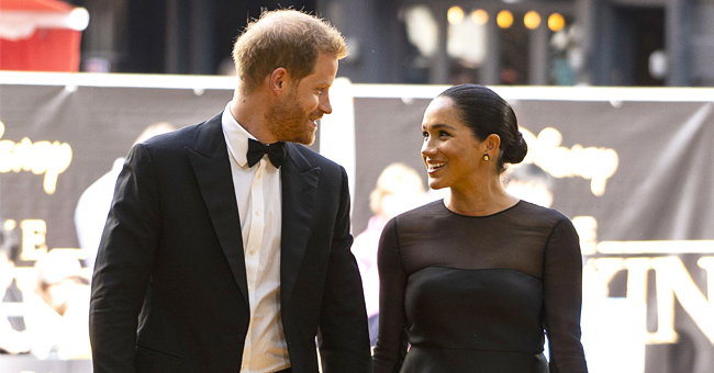 The Sun: Prince Harry and Meghan Markle Reveal Their New Charity 'Sussex Royal'