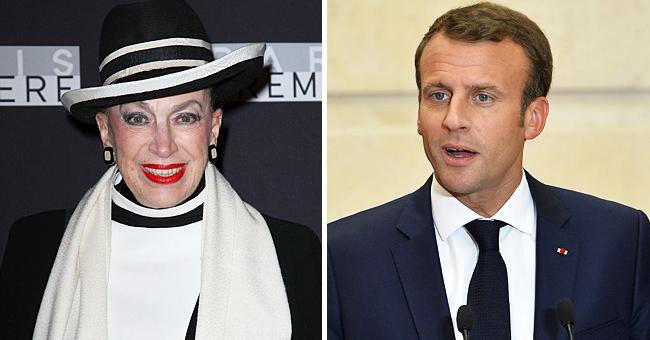 """""""Que Brigitte se taise"""" : le SMS de Geneviève de Fontenay auquel Emmanuel Macron a répondu"""