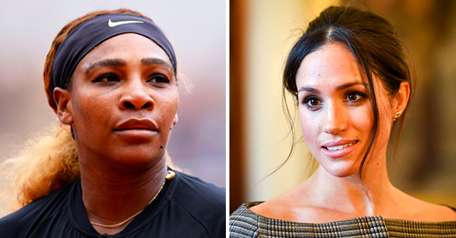 Meghan Markle Won't Get Parenting Advice from Serena Williams in the 'First Three, Four Months'