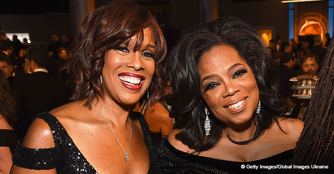 The Advice Oprah Gave Gayle before CBS Contract Negotiations