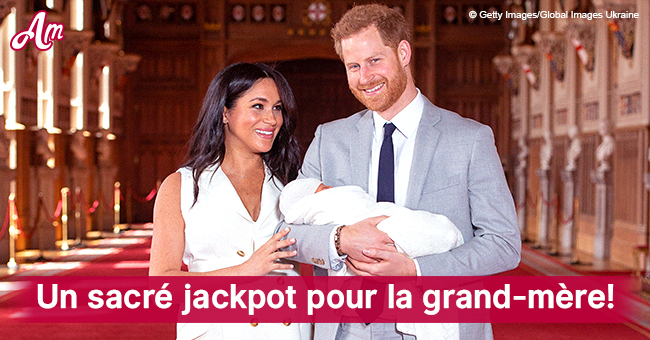 Bébé royal : Grand-mère gagne 21.000 € grâce au fils de Meghan et Harry
