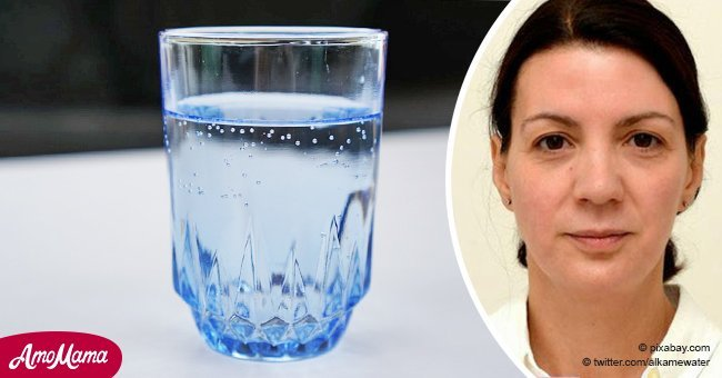 Esto es lo que le ocurre a tu cara si bebes 8 vasos de agua todos los días