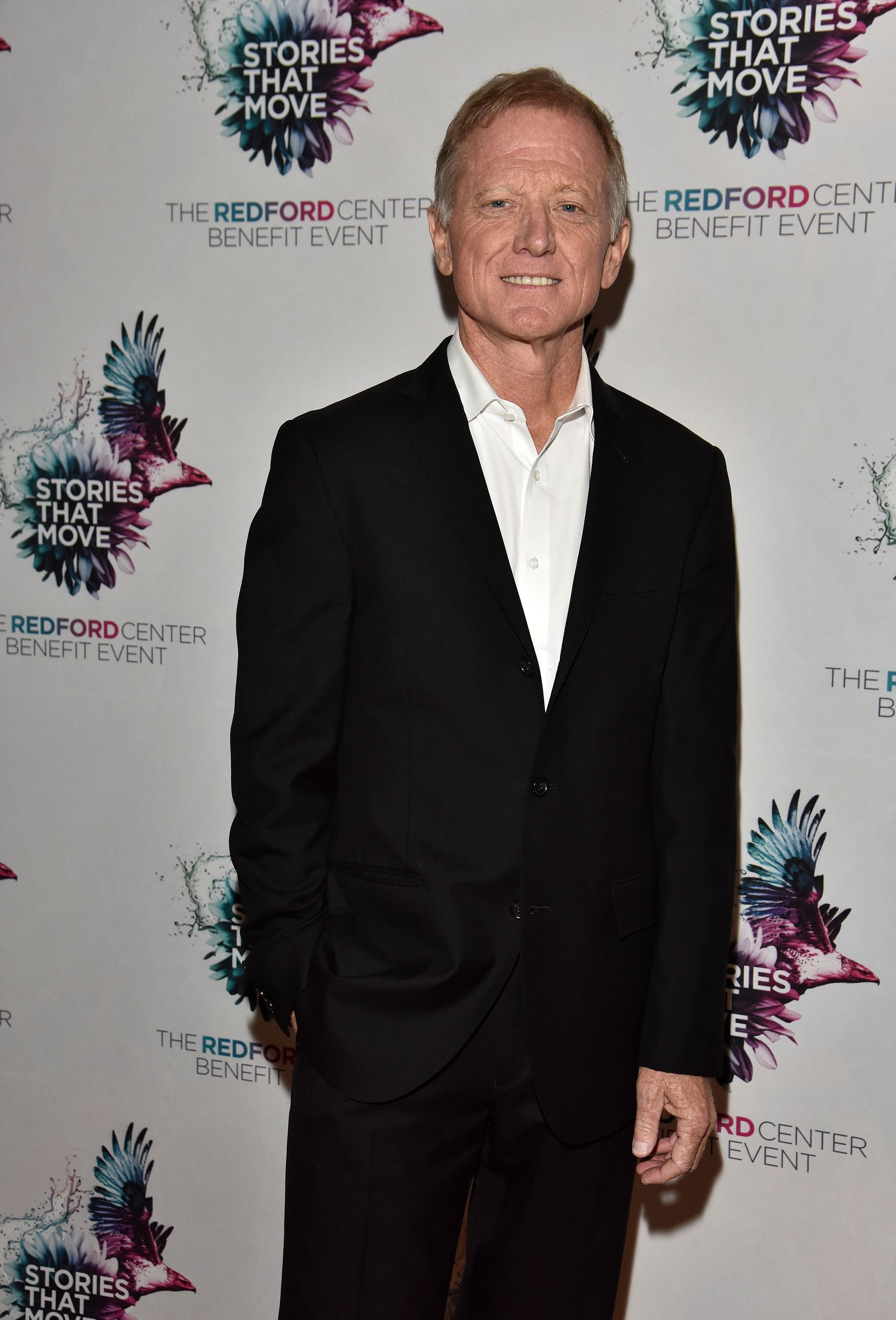 James Redford at The Redford Center's Benefit at August Hall on December 6, 2018   Photo: Getty Images